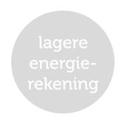 Lagere energierekening
